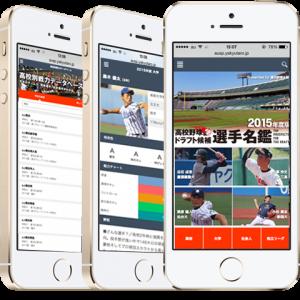 高校野球&ドラフト候補選手名鑑