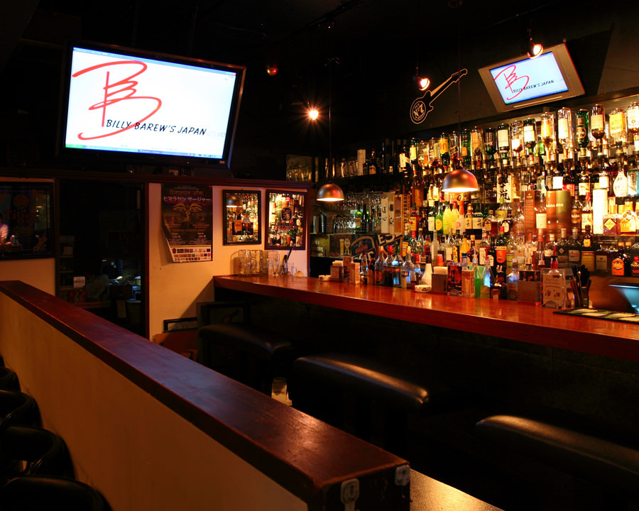 BILLY BAREW'S BEER BAR 恵比寿
