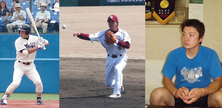 先着50名! 野球太郎presents「プロ野球転身物語」VOL.1:西谷尚徳の場合 のお知らせ