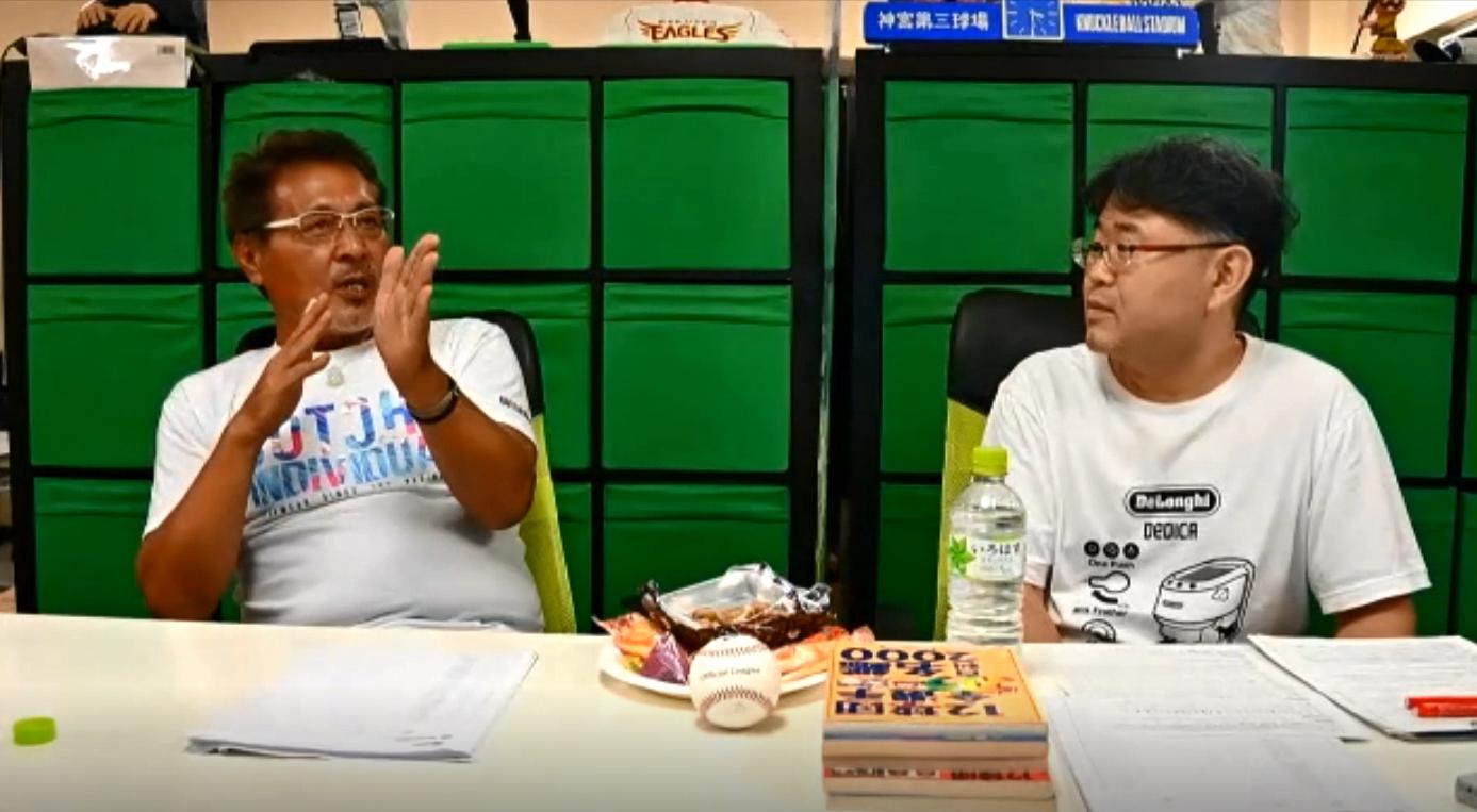 【レポート】 愛甲猛氏登壇! 落合博満氏との師弟関係を語る【師弟関係の系譜論】